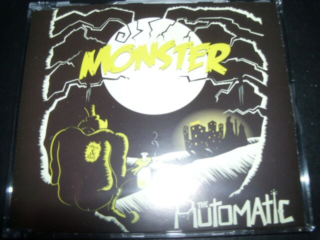 The Automatic – Monster CD Single – Like New