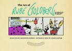 The Art of Rube Goldberg: A) Inventive B) Cartoon C) Genius by Abrams (Hardback, 2013)