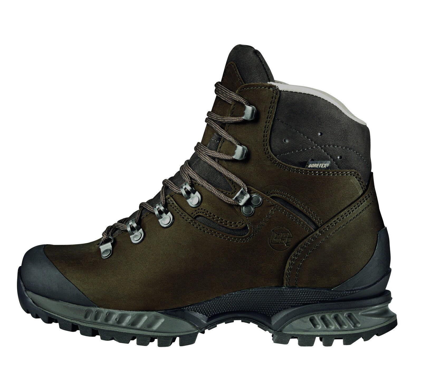 Hanwag zapatos 7,5 de montaña: Tatra Lady cuero tamaño 7,5 zapatos - tierra 41,5 d9194e
