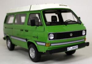 ClassiXXs-1-18-Scale-VW-Volkswagen-T3-Westfalia-Joker-Green-Resin-cast-model-van
