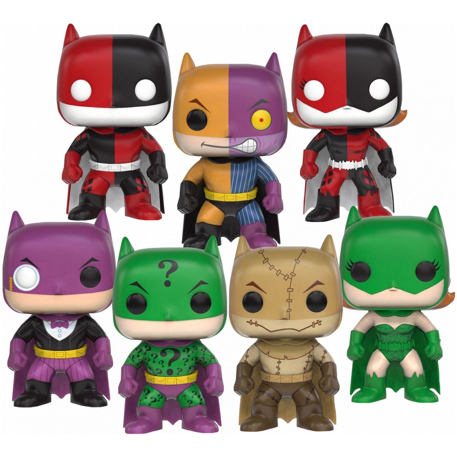 Batman - kassieren, wenn sie impopsters pop vinyl - paket (7)