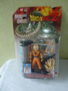 Figurine Dragon Ball Super Saiyan Goku Sous Blister