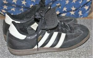 Adidas-Indoor-SOCCER-Shoes-Size-8-L-K-SAMBA