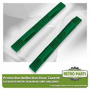 Retro-Verde-Protettivo-Riflettente-Porta-Protezione-Per-Mercedes-Edge-Cip-Copri