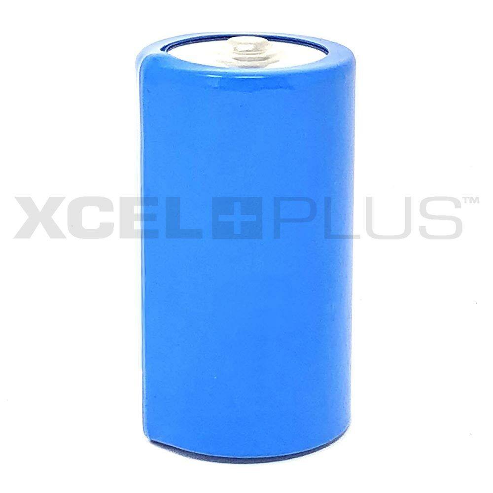 3.6V D Cell 19000mAh ER34615 Li-Socl2 Lithium Battery, 19Ah D Size