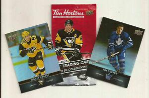 Tim-Hortons-2019-20-Upper-Deck-Hockey-Cards-U-PICK-Base-GDA-HGD-CC-DF-RED-DIE