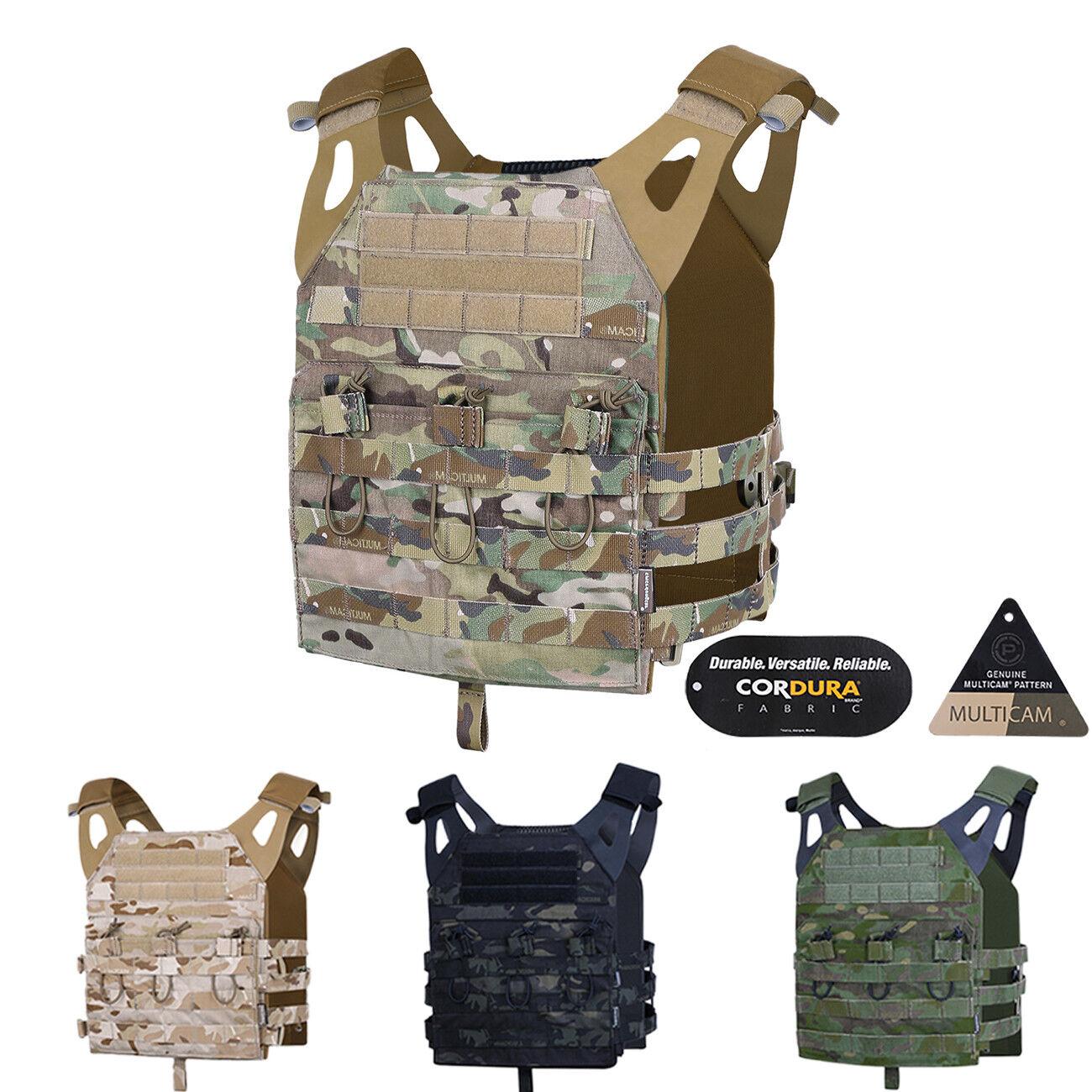 Emerson Multicam 500D JPC Body  Armor Camouflage Camo Jumpable Plate Carrier Vest  quality guaranteed