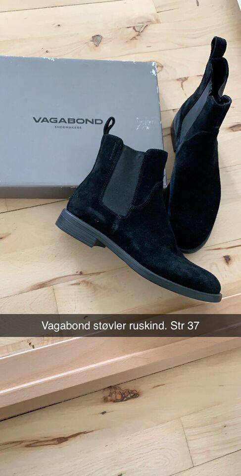 Støvler, str. 37, Vagabond