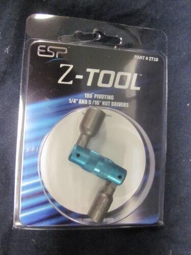 "ESP Z-TOOL 5//16/"" /& 1//4/"" NUT DRIVER ZT10"