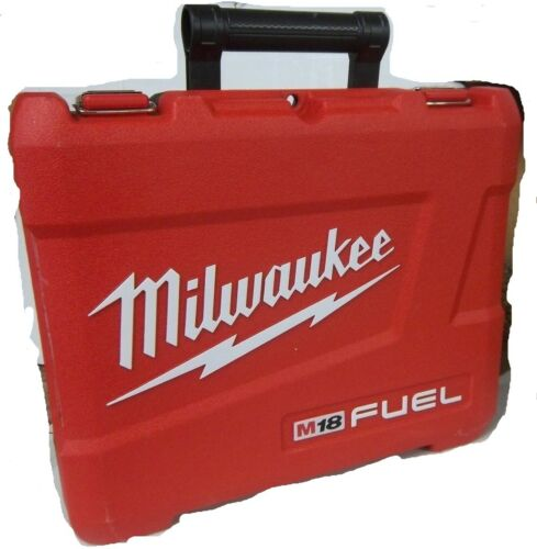 """CASE ONLY MILWAUKEE FOR M18 FUEL 3//8/"""" IMPACT WRENCH W//RING   ***NEW*** 2754"""