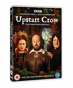 Christmas Specials 2019.Details About Upstart Crow Christmas Specials Dvd 2019