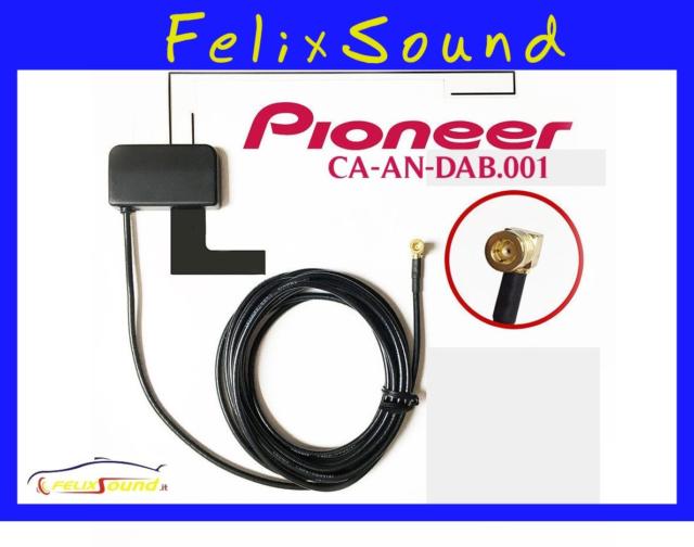 Antenne Pioneer DAB//DAB Antenne CA-AN-DAB.001 Neu!! Original Pioneer DAB