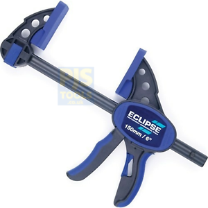 """Eclipse 12/"""" one handed bar clamp"""