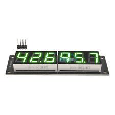 Digital 056 Inch 6 Digit 7 Segment Led Display Tm1637 Tube Module 5 Colors