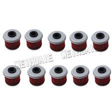 10 X Oil Filter For Honda TRX450R CRF250X CRF450X CRF250R CRF450R