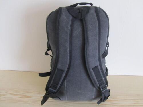 Nouveau grand cartable voyage hommes toile école sac à dos sac à dos sac épaule UK