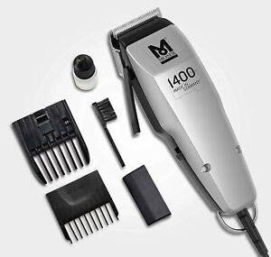 Moser-1400-0458-Edition-1400-Cortapelos-con-Cable-corded-electric-plateado