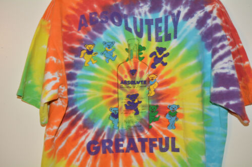 Grateful Dead Absolutely Greatful Vintage T-Shirt