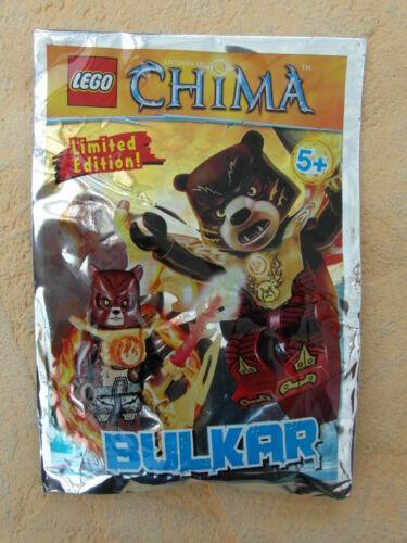 LEGO CHIMA LIMITED EDITION BULKAR neu original verpackt unbespielt