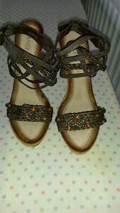 ** Krasceva ** Femmes Marron Chaussures Taille 7
