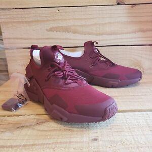 cdfacfb77972f Nike Air Huarache Drift Mens AH7334 600 Team Running Shoes Size Red ...