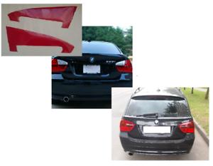 BMW-E90-E91-Back-lights-Oracal-vinyl-stickers