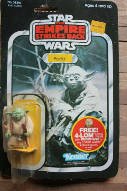 Kenner Star Wars: The Empire Strikes Back Yoda Action Figure