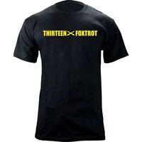 Us Army Fire Support Specialist Data Mos Thirteen Foxtrot 13f Veteran T-shirt