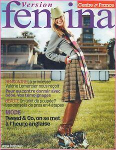 Logique ▬► Version Femina - N°189 Du 13 Novembre 2005 - Valérie Lemercier