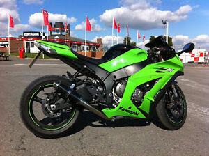 Kawasaki-ZX10R-11-15-SP-Engineering-Carbon-Stubby-Moto-GP-Decat-Exhaust