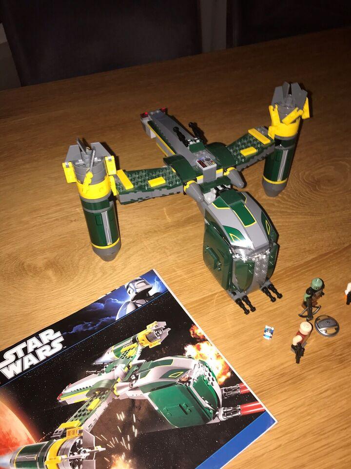 Lego Star Wars, 7930