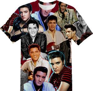 Elvis-Presley-T-Shirt-Foto-Collage-Shirt