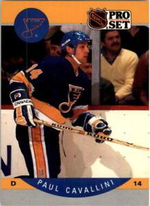 1990-91-Pro-Set-Hockey-Card-Pick-262-528