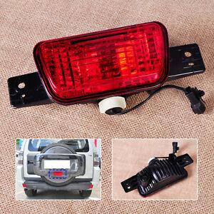 Rear-Spare-Tire-Cover-Tail-Fog-Lamp-Light-for-Mitsubishi-Pajero-Shogun-8337A089