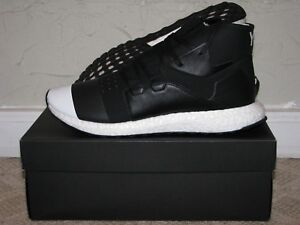 41fa7b9155ca Y-3 Kozoko High Black Mens Size 10.5 DS NEW! BY2635 Yamamoto adidas ...