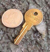 Kennedy Tool Box Lock Key K 1205 Shop Machine Machinist Chest Bridgeport