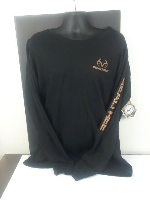 Real Tree New Edge Mens Long Sleeve Shirt 2xl
