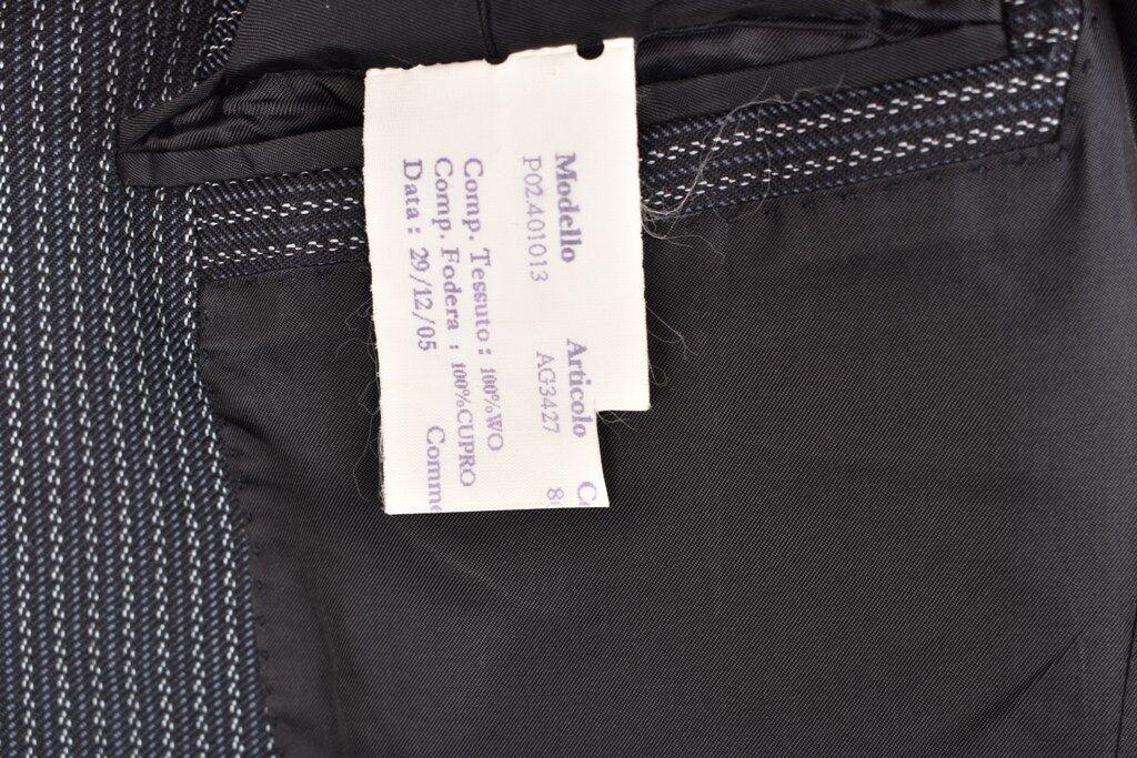 Piombo Uomo Blazer UK40 Giacca Taglia EU50 UK40 Blazer 748f0f