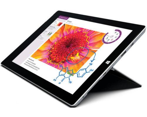 Microsoft Surface 3 (1645) Intel x7-Z8700 / 2GB RAM / 64GB / (10,8 Zoll) Tablet