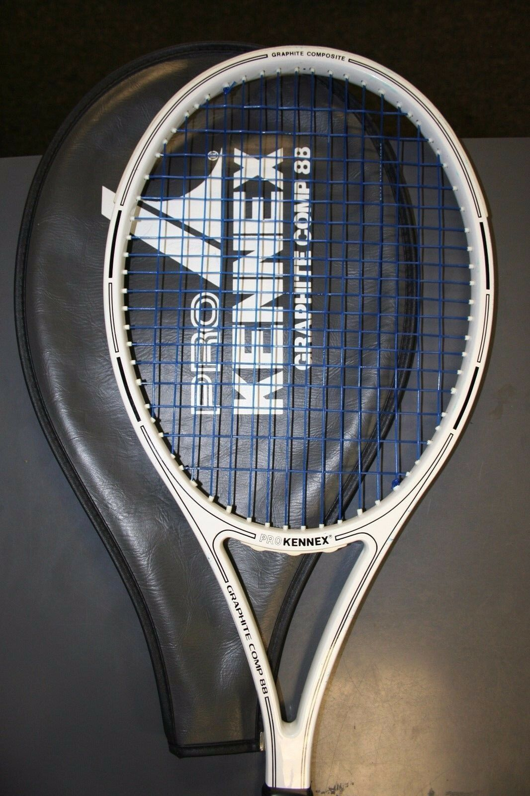 Pro Kennex Graphite Composite 88 Tennis Racquet w  Cover Used Free USA Shipping