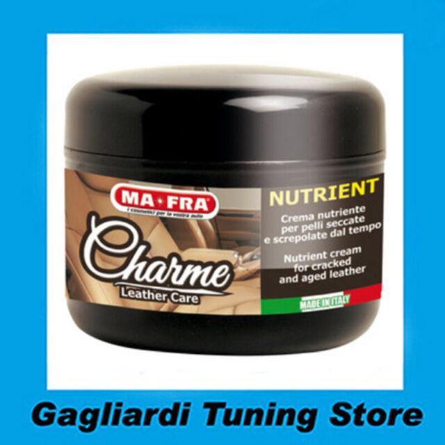 Nutriente Pelle Charme Nutrient Ma-fra 150 ml Rinnova Pelli Screpolate Sedili