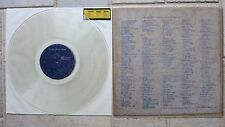 Voices Notes & Noise  Recommended RM 01  LP Clear Wax Goebbels Harth Bisi Zazou