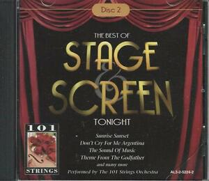 Music-CD-The-Best-of-Stage-and-Screen-Tonight-Disc-2