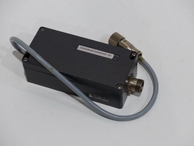 Heidenhain EXE 605 A/5-f Interpolation Box Id. Nº 235 322 03 sn:1724228