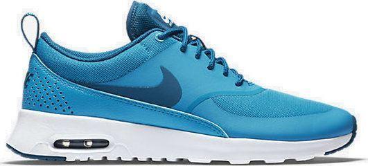 Nike femme air max thea lagon bleu baskets 599409 411- Chaussures de sport pour hommes et femmes