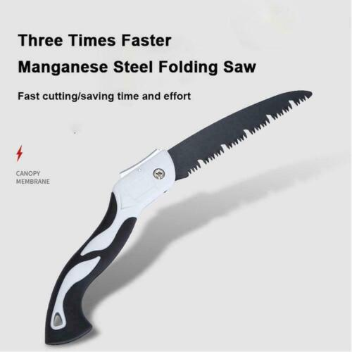Quick Woodworking Folding Saw Household Portable Hand Saw A9K9