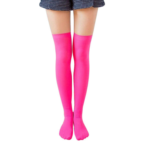 Fashion Womens Girl Over The Knee Socks Thigh High Long School Stockings Seraph