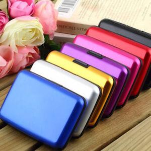 Mens-Business-ID-Credit-Card-Wallet-Holder-Aluminum-Metal-Pocket-Case