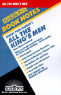 Robert Penn Warren's All the King's Men by Jane Yarbrough (Paperback, 1985)