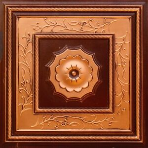 Drop In Decorative Ceiling Tile Wall Art Or Wallcovering 24x24 219 Ebay